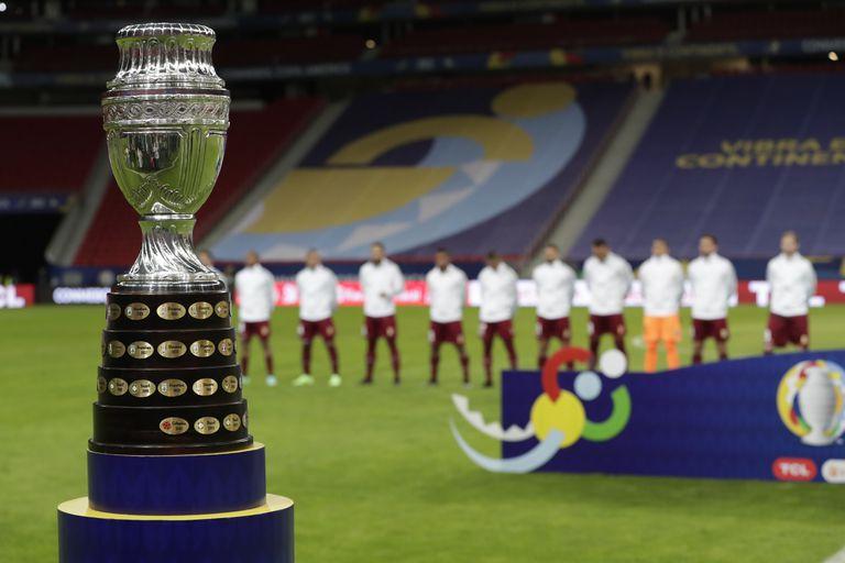 Con todos los equipos clasificados a cuartos, ya se sabe cómo serán los cruces hasta la final de la Copa América que se disputará el 10 de julio