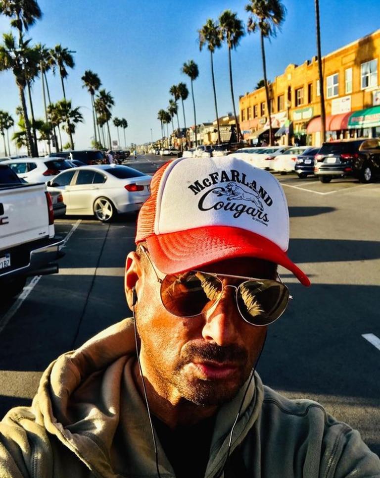 """Luciano """"El Tirri"""" Giugno vive en Los Ángeles: ahora su música sonará en la serie Narcos"""