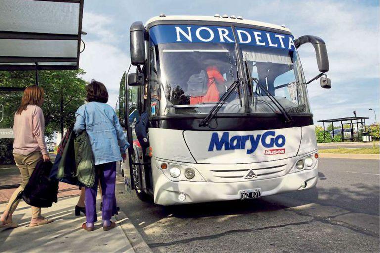 Quién es el dueño de MaryGo, la empresa de ómnibus de Nordelta