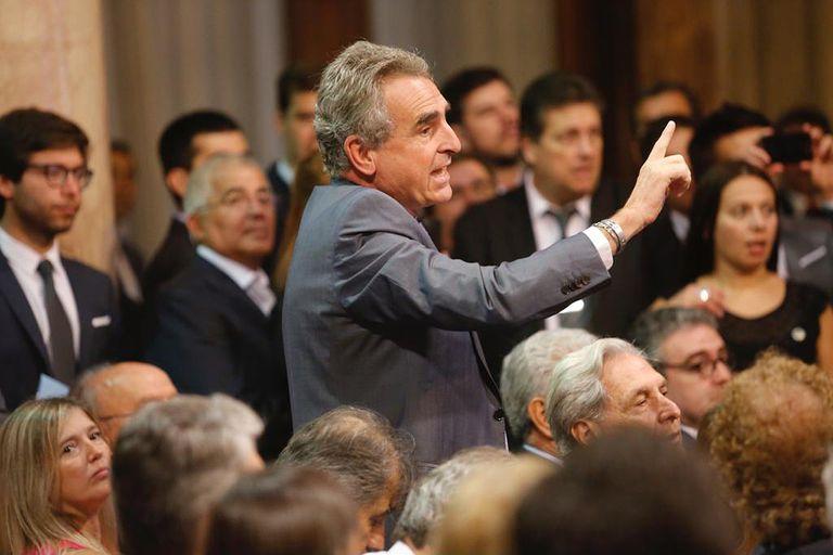 El diputado Agustín Rossi manifestó su posición frente al debate
