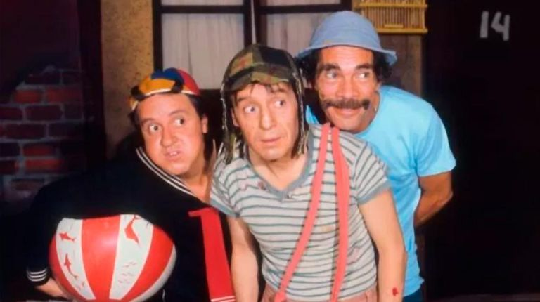 El Chavo del 8 cumplió este domingo 50 años de su primera emisión, que tuvo lugar en 1971.