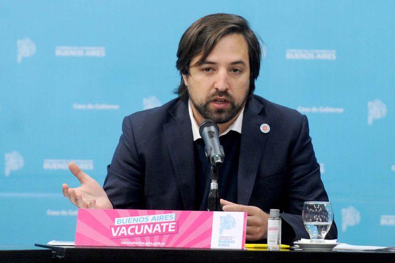 Kreplak reemplazará a Gollan, quien se lanzó como candidato