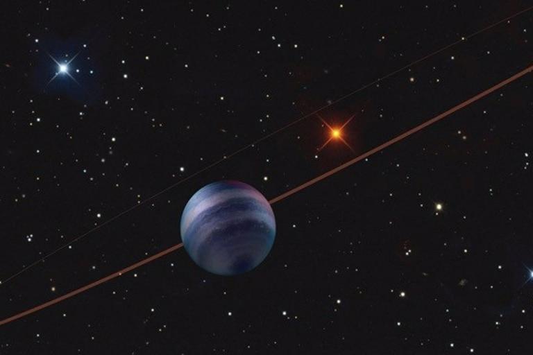 Logran fotografiar el exoplaneta más cercano a la Tierra jamás encontrado