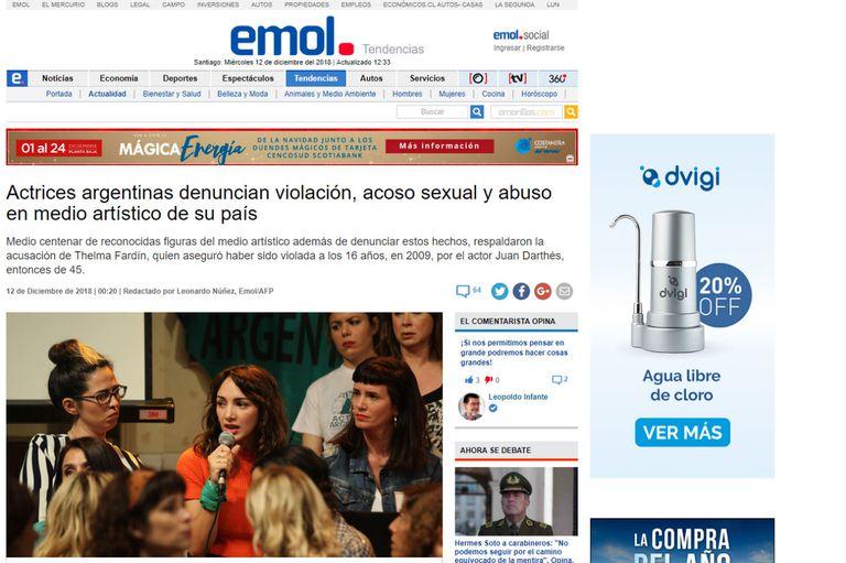 El Mercurio, de Chile