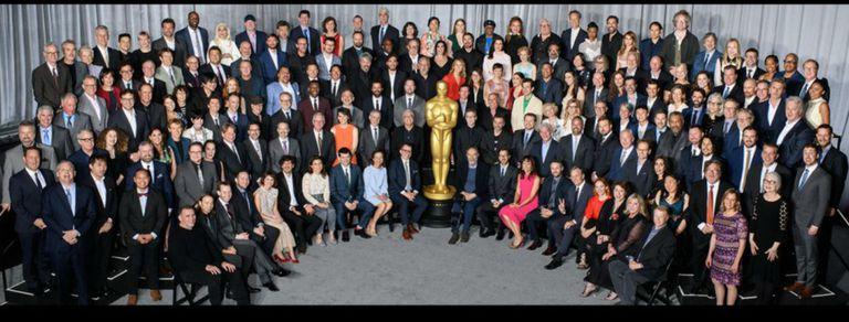 Premios Oscar: todas las imágenes del encuentro de los nominados
