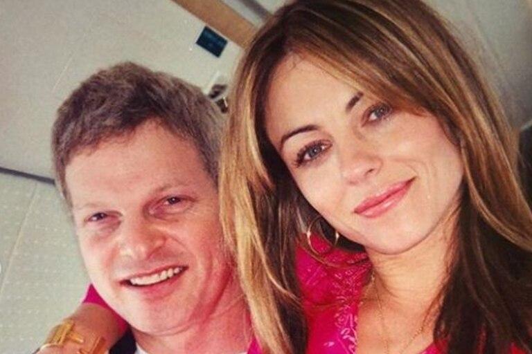 """El dolor de Elizabeth Hurley por la muerte de su ex, Steve Bing: """"Es terrible"""""""