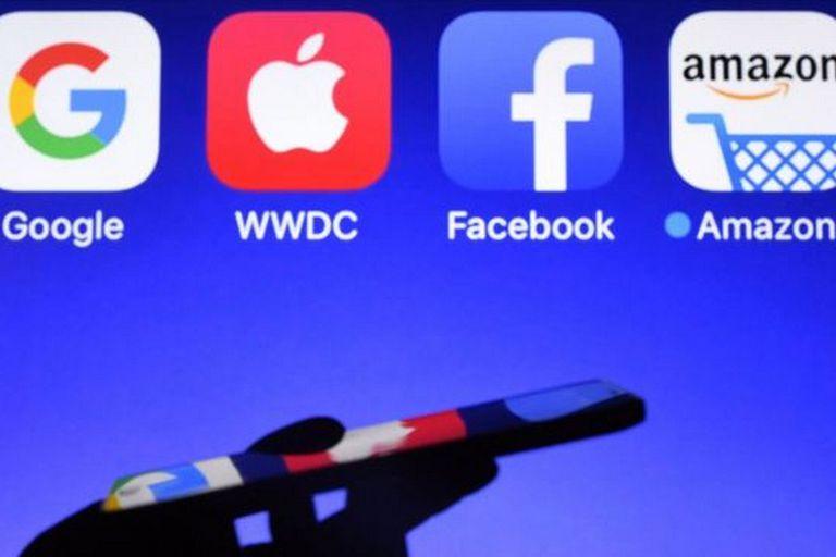 El dominio de Google, Apple, Facebook y Amazon está siendo investigado