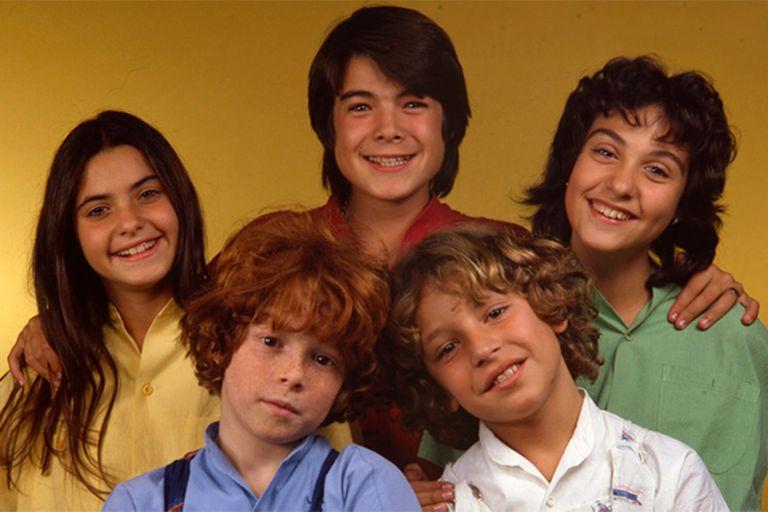 Yolanda, Tino, Frank, David y Gemma; cinco estilos y personalidades bien diferentes
