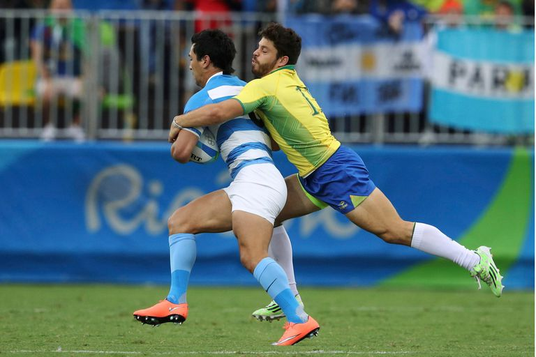 Una postal del rugby en Río 2016: la cita en sueño brasileño aumentó la popularidad del deporte