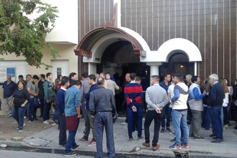 El funeral de Julio Cesar Toresani, un hecho que conmueve al mundo del fútbol