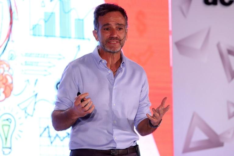Tito Loizeau, emprendedor serial y director de la agencia Caramba!
