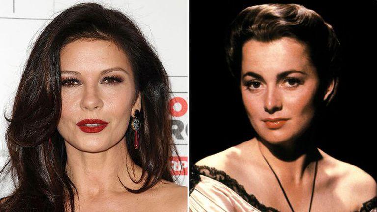 Catherine Zeta Jones será Olivia de Havilland