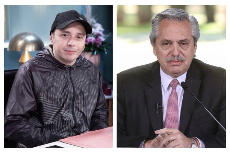 El Dipy arremetió contra el Gobierno tras el anuncio del presidente Alberto Fernández sobre las nuevas medidas de prevención por la pandemia