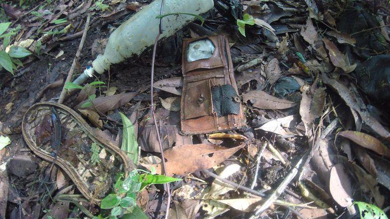 De acuerdo a las autoridades panameñas es imposible hacer un control total de la frontera debido a su extensión y a su vegetación, que es aprovechada no solo por los migrantes, sino también por los grupos de narcotráficantes.