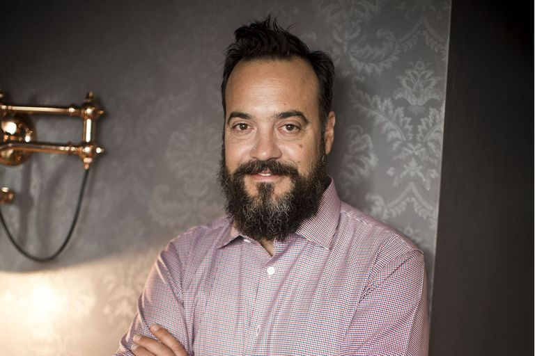El creador de Florería Atlántico recibió un nuevo reconocimiento internacional