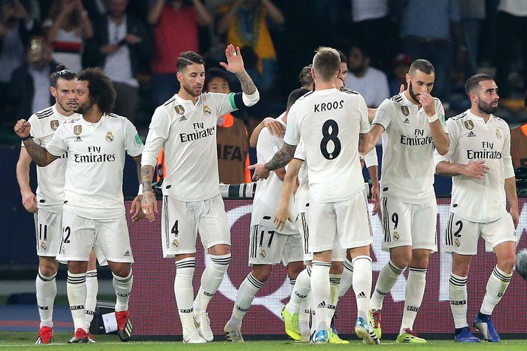 Real Madrid, a la final: venció 3-1 a Kashima Antlers con goles de Bale
