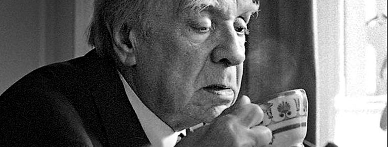 """Borges: """"Lo importante no son las experiencias sino lo que uno hace con ellas"""""""