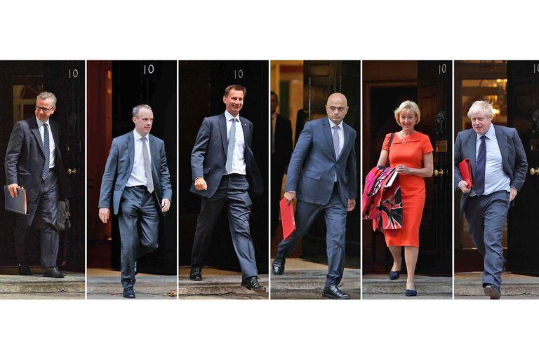 Brexit: quiénes podrían reemplazar a Theresa May tras su renuncia