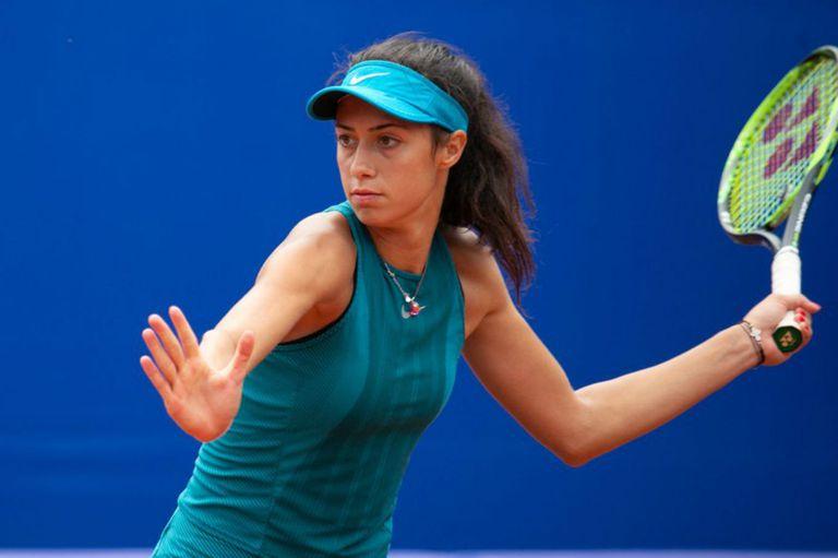 La final del futuro: Olga Danilovic ganó el duelo entre tenistas nacidas en 2001