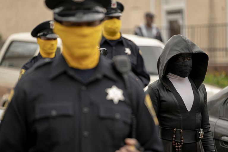 Watchmen, la serie más nominada