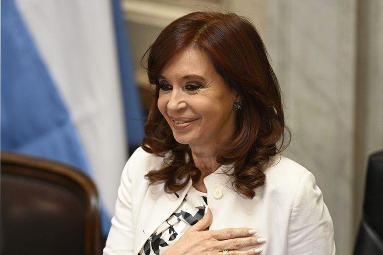 Cristina Kirchner llamó a la unidad en un mensaje vía Twitter