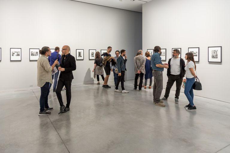 La muestra del fotógrafo se puede visitar hasta el 27 de mayo en el Museo de Arte Moderno de Buenos AIres
