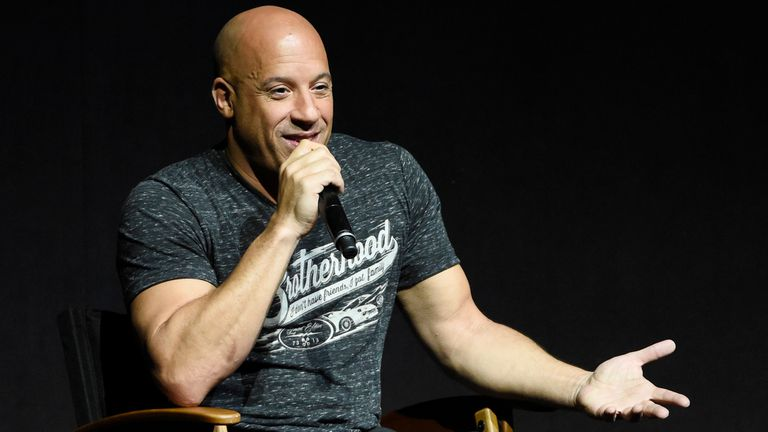 Vin Diesel habló emocionado sobre Paul Walker