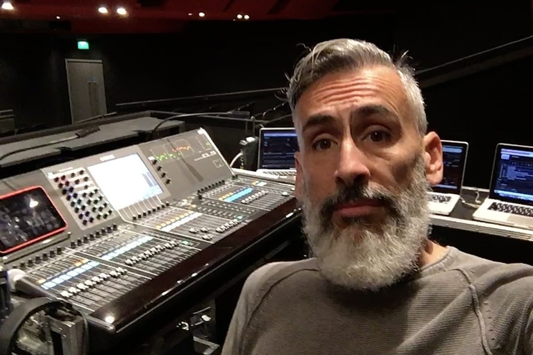 Gastón Briski, reconocido diseñador de sonido, ahora en Popa.global