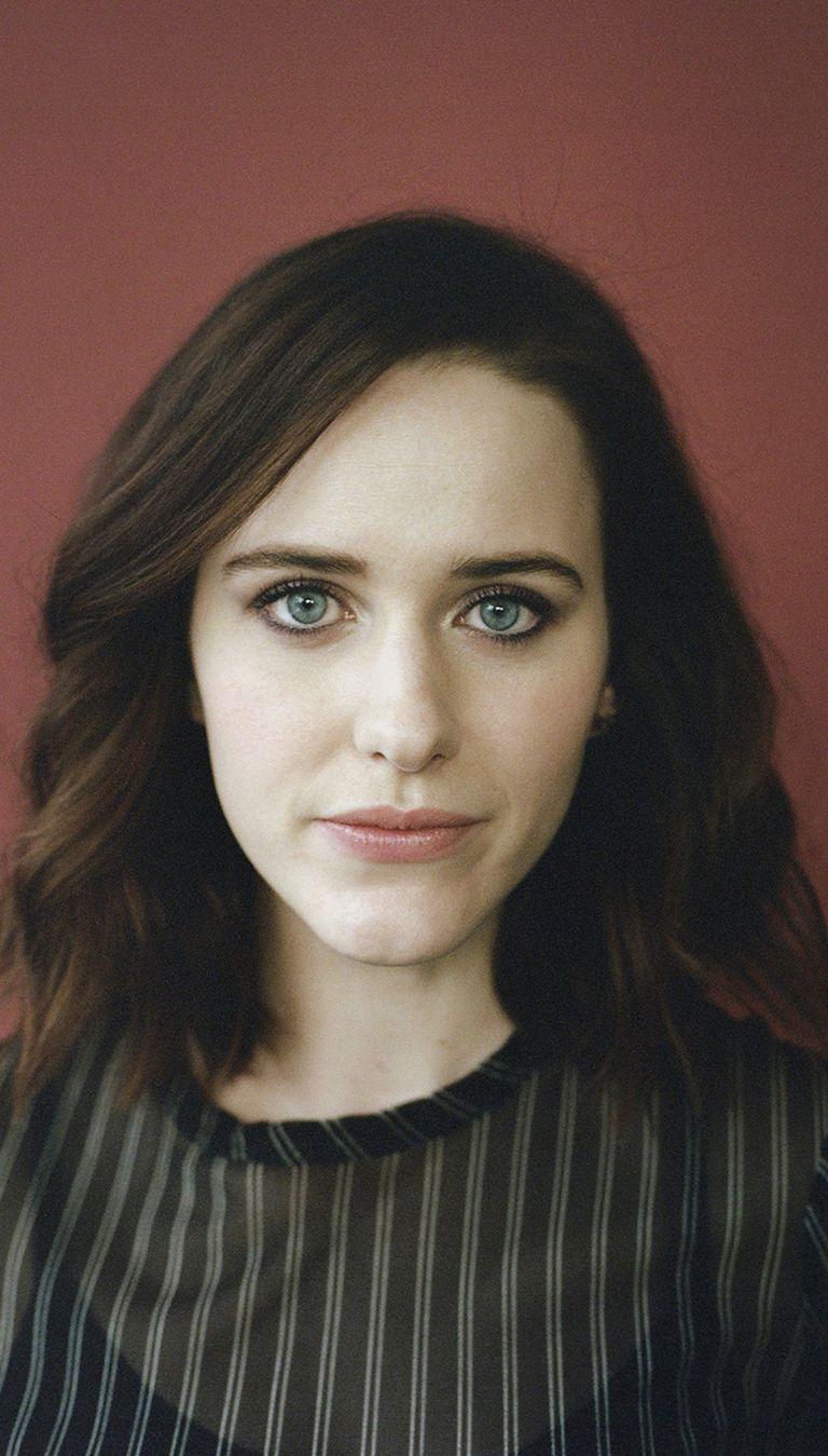 Rachel Brosnahan, protagonista de La maravillosa señora Maisel, de Amazon Prime Video