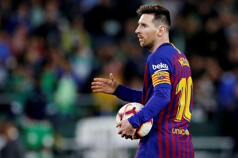 En la semana de regreso a la selección, a Messi lo aplauden hasta los rivales