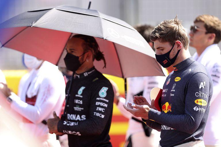 Hamilton y Verstappen, polémicas y picante rivalidad en la Fórmula 1.