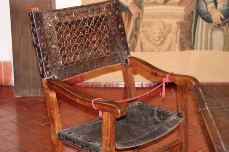 """""""El sillón del Diablo"""": el mueble en el que nadie se sienta por miedo a morir"""