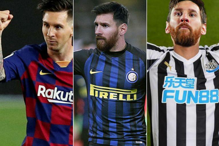 """Messi. Pretendientes, una """"inesperada oferta"""" y las versiones sobre su futuro"""