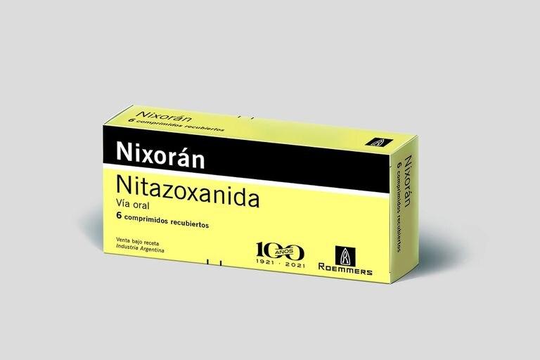 Nitazoxanida. Dos estudios locales sobre el fármaco que interesa a la OMS