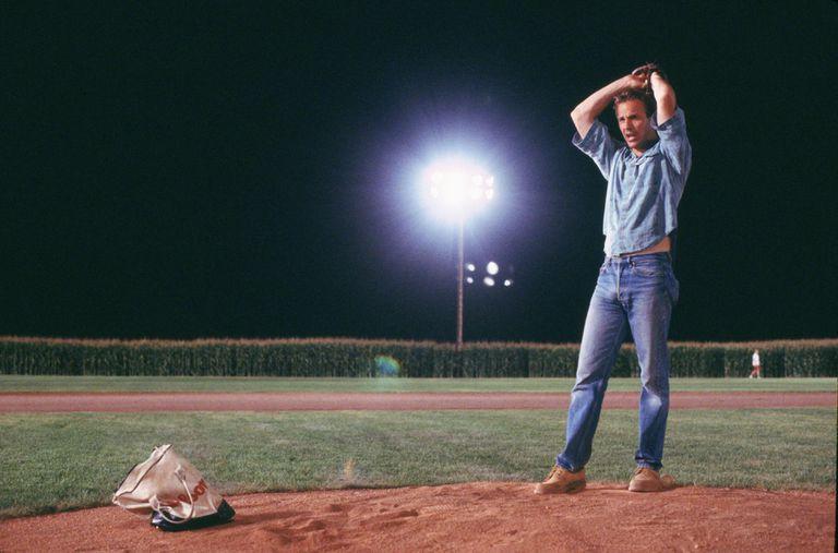 Kevin Costner en El campo de los sueños