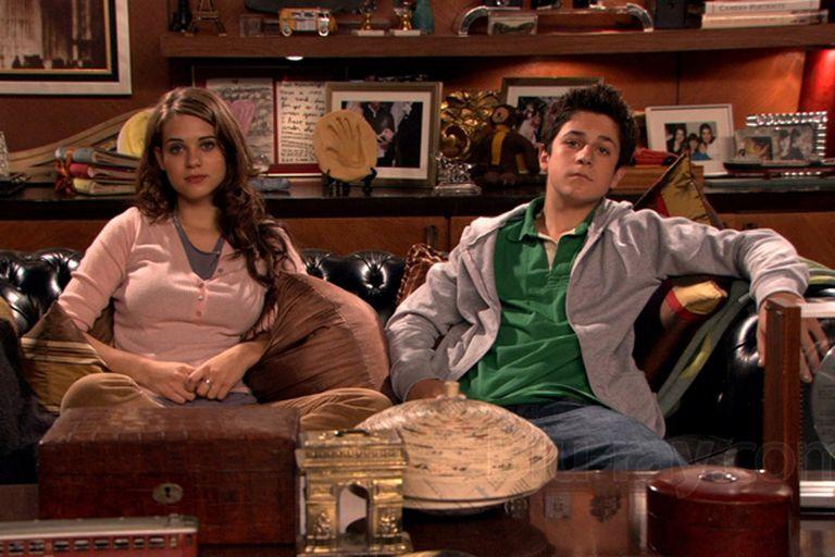 Una escena de la sitcom