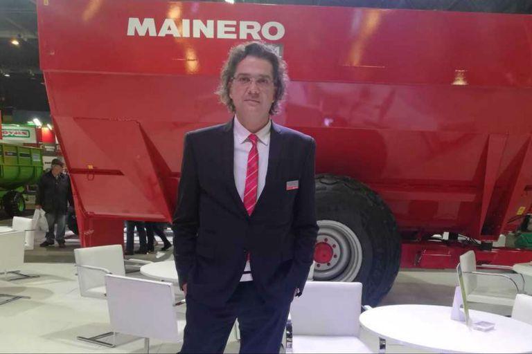 Marcos Formica, de Mainero