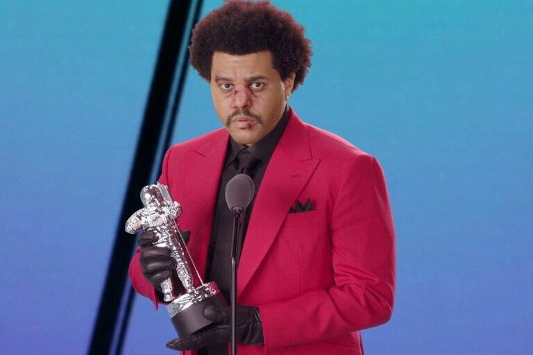 Si bien viene triunfando en las premiaciones, The Weeknd no obtuvo ninguna nominación para los premios Grammy 2021