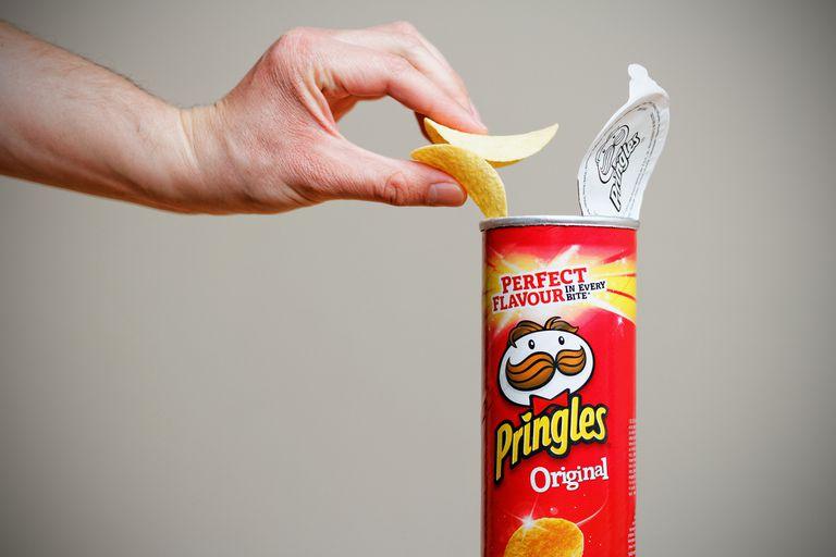 Pringles obtuvo su patente en 1976