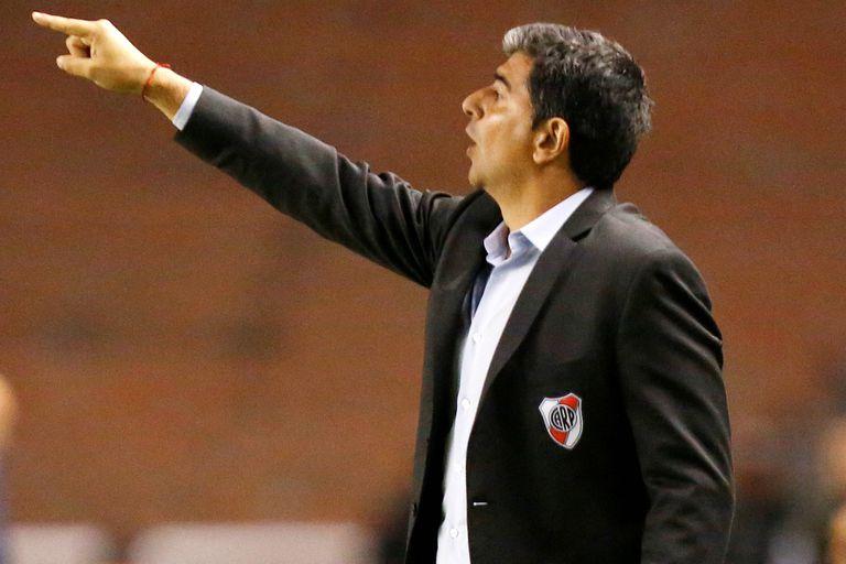 Matías Biscay, ayudante de campo principal de Marcelo Gallardo, positivo de Covid-19