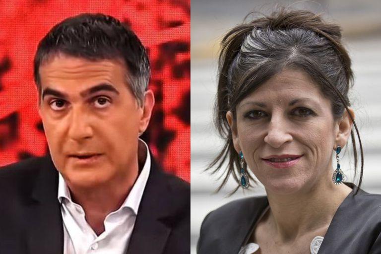 Antonio Laje cuestionó en duros términos a Fernanda Vallejos por haber defendido el aumento de las dietas de legisladores