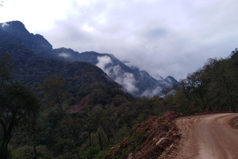 El parque nacional Calilegua