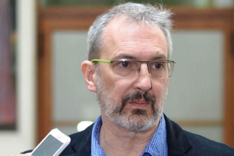 Ministro de Salud de Chubut, Fabián Puratich