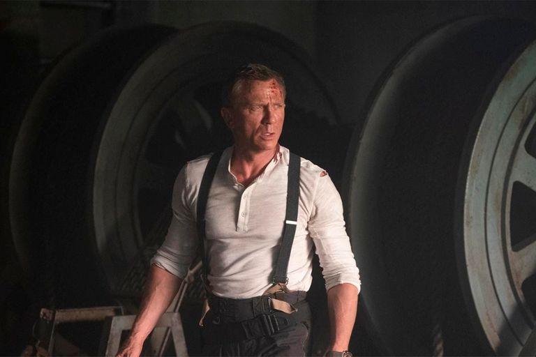 Daniel Craig en Sin tiempo para morir, la película con la que se despide de James Bond