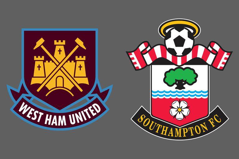 West Ham United - Southampton, Premier League: el partido de la jornada 38