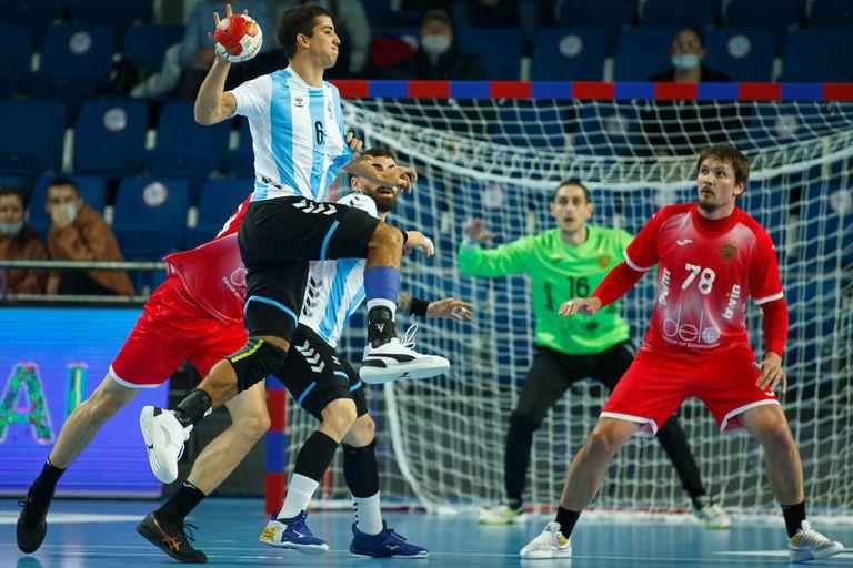 Handball: los Gladiadores debutan en Egipto en el primer mundial en la pandemia