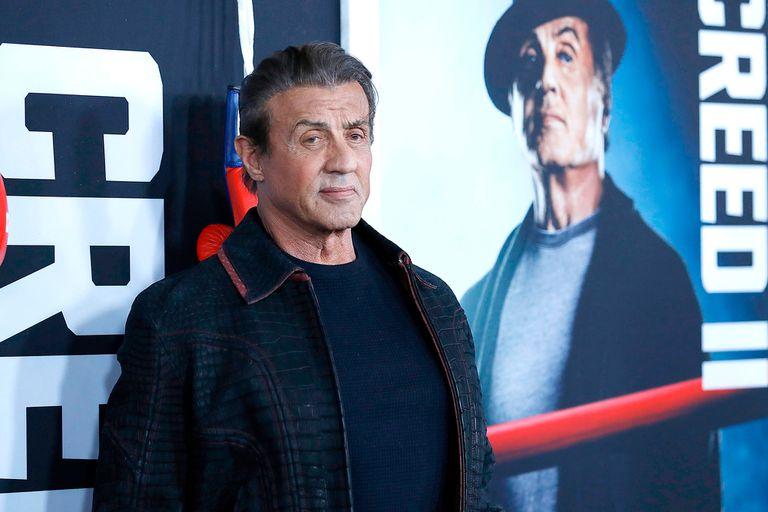 Stallone dirá presente en Cannes