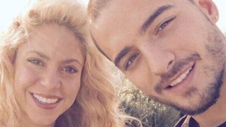 Shakira tendrá su dueto con la estrella del momento, Maluma