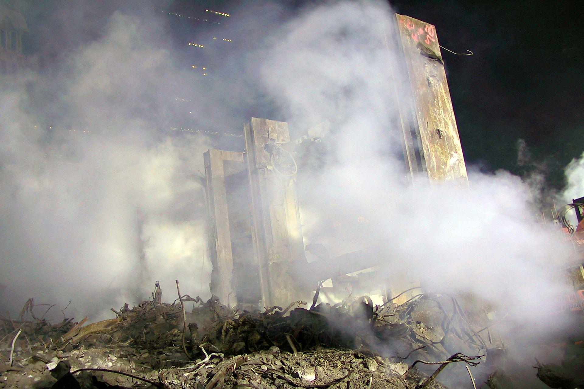 Alrededor de 400.000 personas fueron expuestas a contaminantes debido al atentado