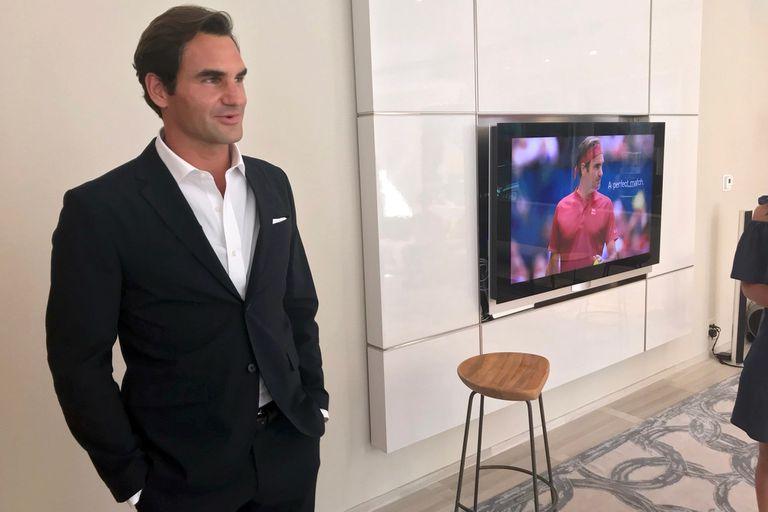 Federer: cuando invertir US$ 300 millones en un tenista de 37 años vale la pena